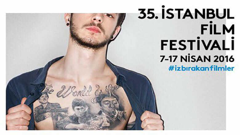 7- 17 Nisan tarihleri arasında düzenlenen 35.İstanbul Film Festivali